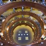 Biblioteca de la UNED. Madrid